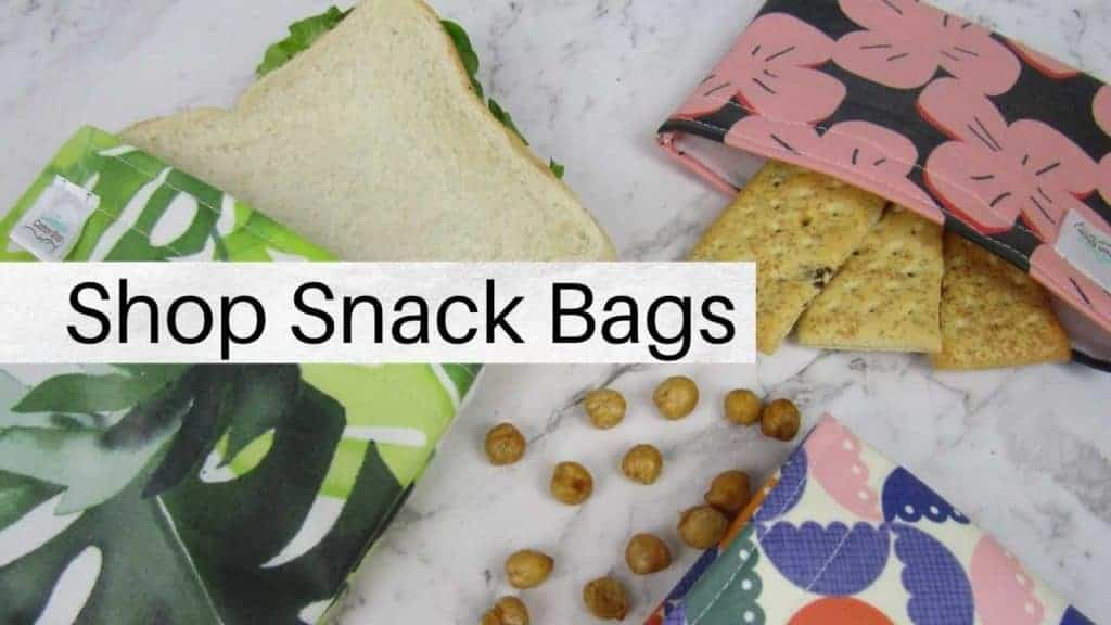 snack bags laminated cotton shop